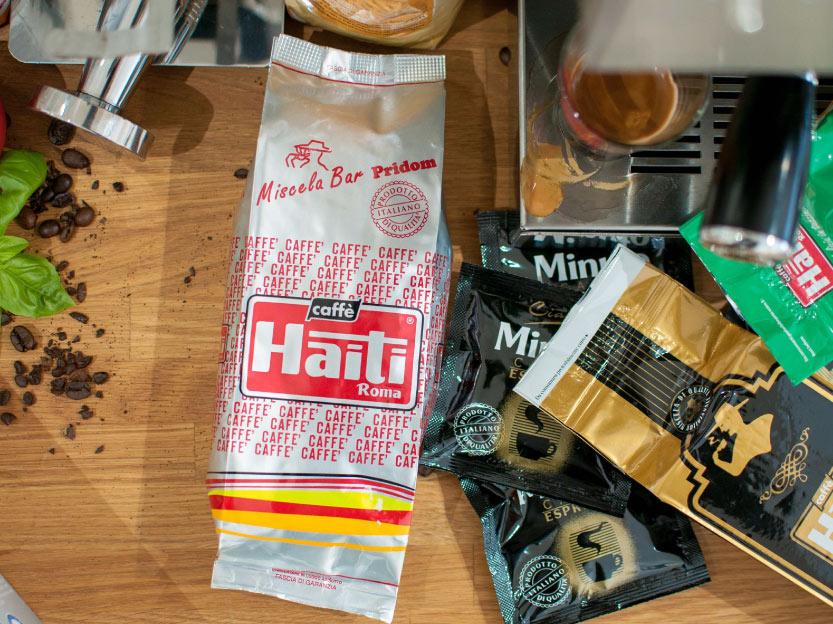 Caffe Haiti Verkostung