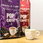 Pop Caffe Verkostung