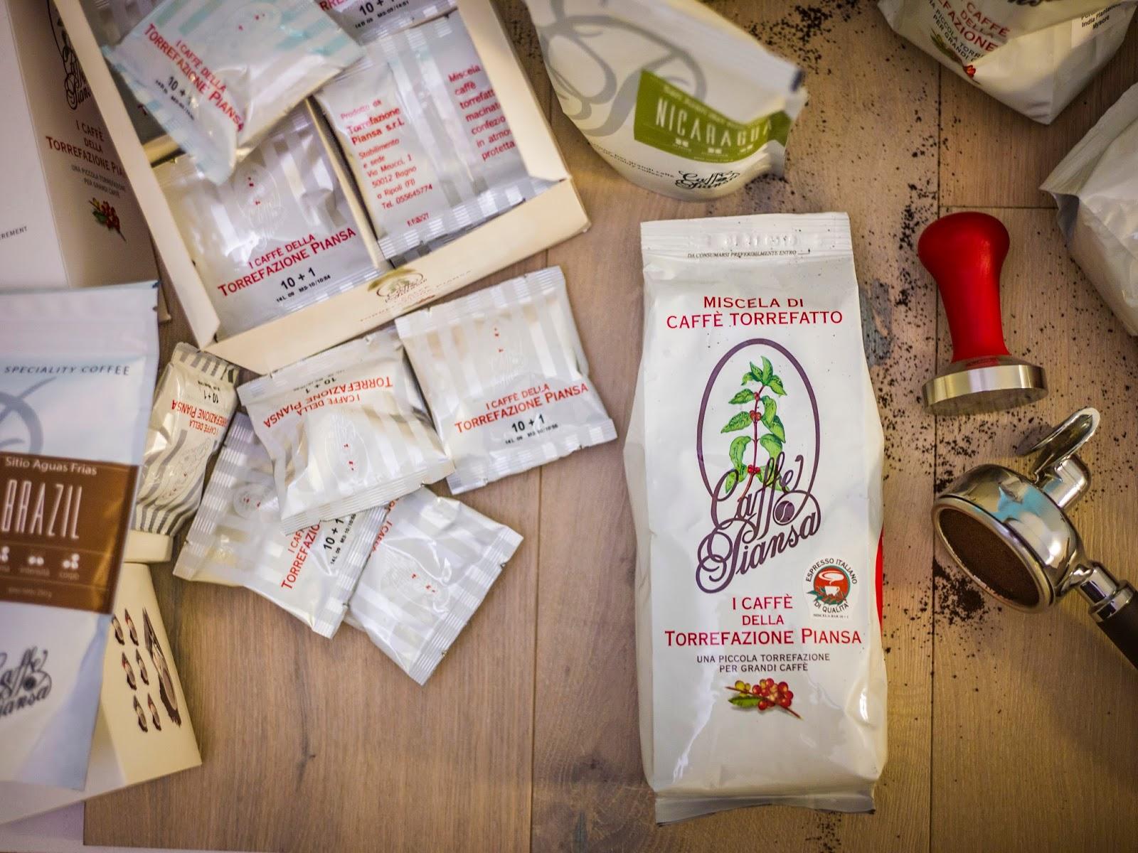 Verkostung – Caffé Piansa