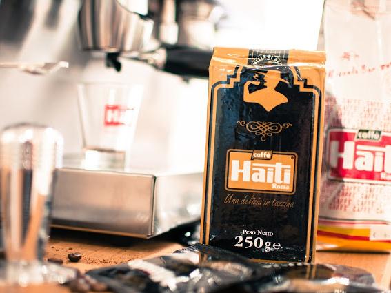 Caffè Haiti Verkostung