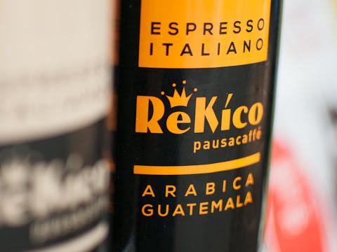 ReKico Pausacaffe Verkostung