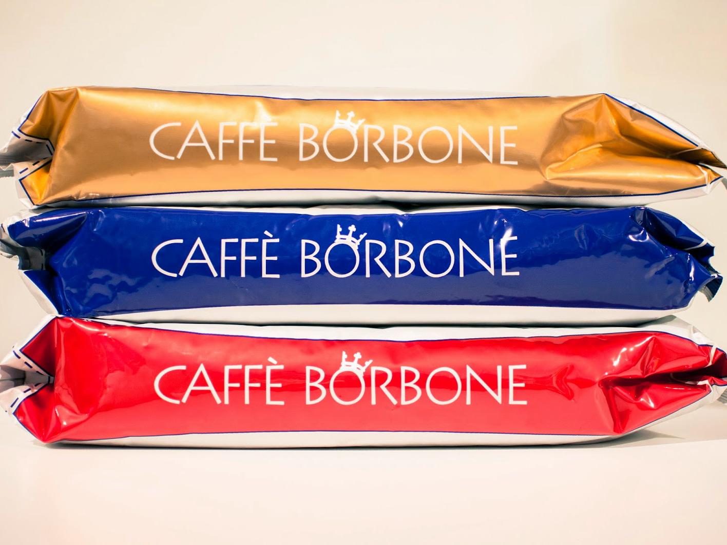 Caffè Borbone Verkostung