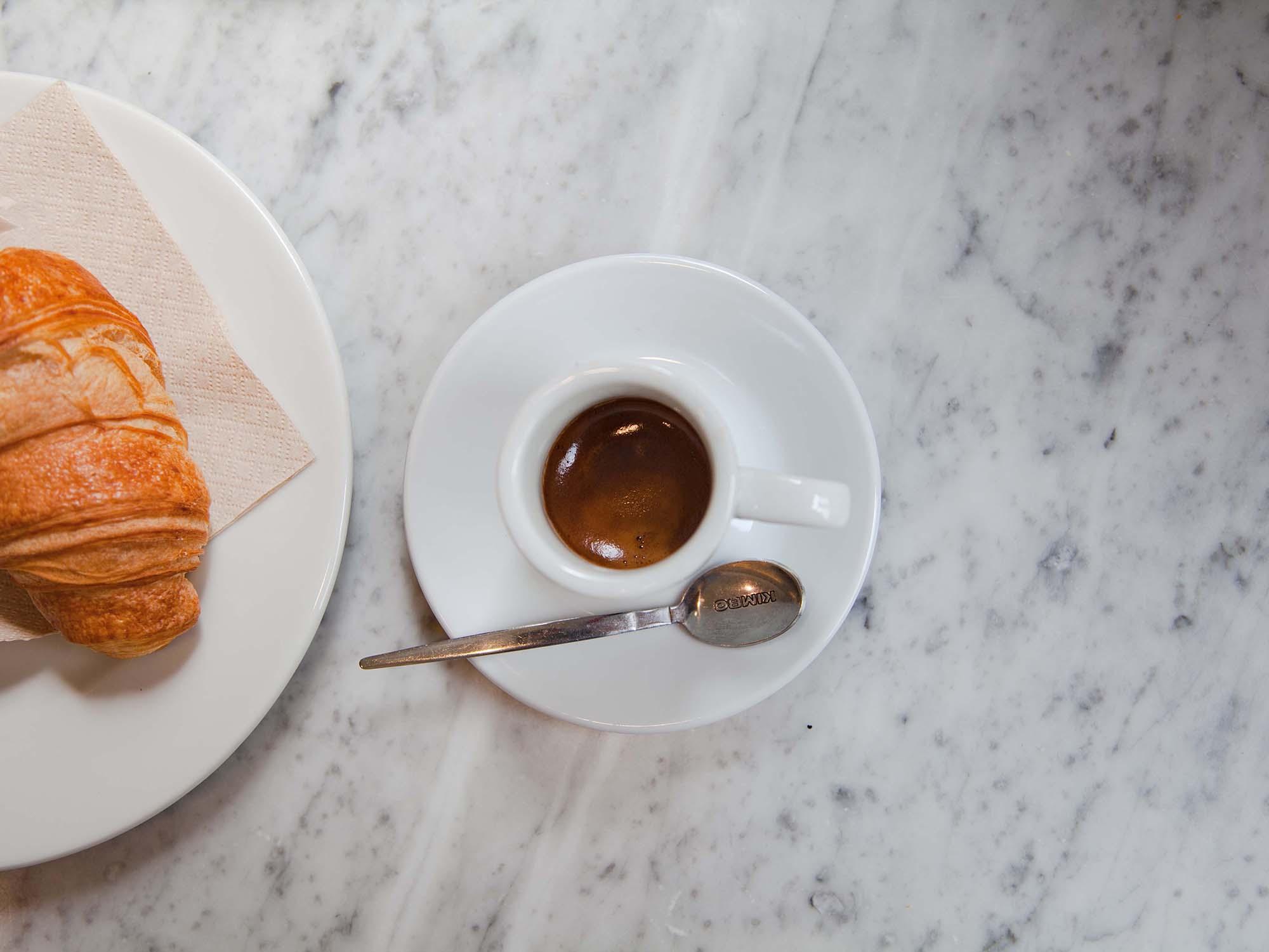Kimbo Espresso Bar Verkostung